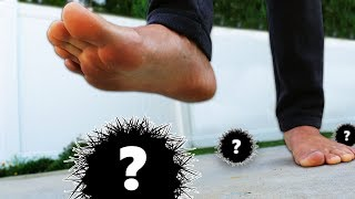 Dont Step On It Challenge Hidden Painful Mystery Items
