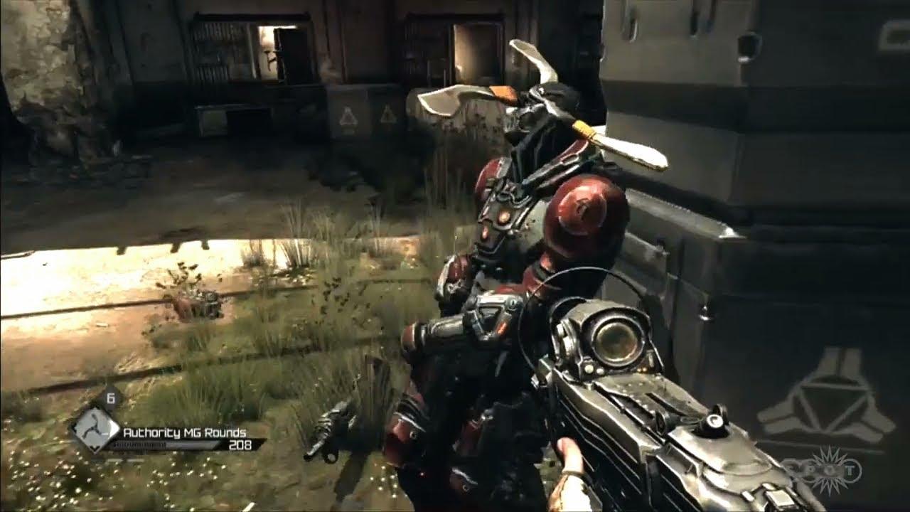 Rage Gameplay Xbox 360 Gameplay Movie Xbox 360