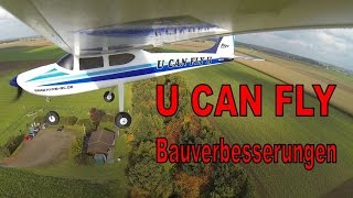 Teil 2 U CAN FLY / WE CAN FLY / DISCOVERY / YUKI FLY / Pampersflieger MFC Rheinbach