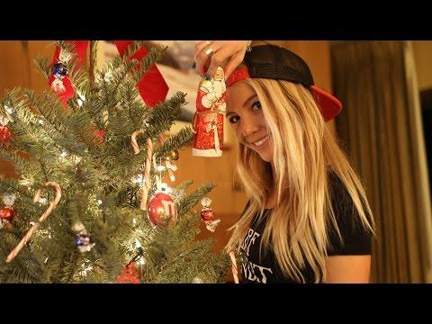 CHRISTMAS IN USA - VLOG #3 - OLYA SMESHLIVAYA