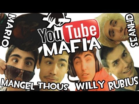 YOUTUBE MAFIA | PARODIA YOUTUBERS (Thous, Willyrex, ElRubiusOMG y mas..)