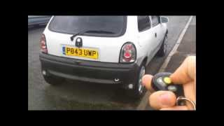 Vauxhall Corsa Trip 1.2i P reg Gumtree Advert