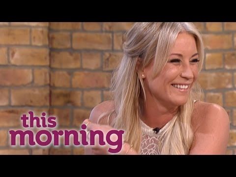 Denise Van Outen On Kissing Jake Wood | This Morning