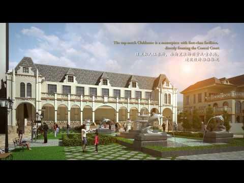 Laguna Heights 3D Animation-Upline Profit