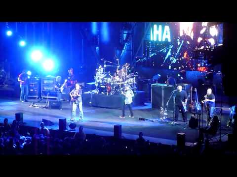 Rooftop - Song Debut - Dave Matthews Band - Verizon Amphitheater - Irvine, CA 9.8.12 [HD]
