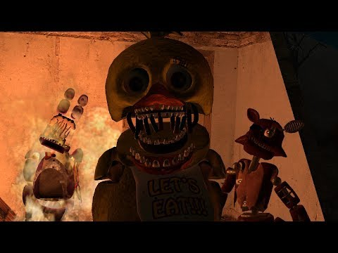 THE SCARIEST MOD EVER MADE!! Gmod Five Nights At Freddy's Survival Game