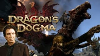 Dragon's Dogma Gameplay Impressions! First Hands-on and Direct Feed Gameplay!