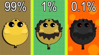 Mope.io NEW ULTRA RARE BLACK LION! *99.9% IMPOSSIBLE* RAREST LION Almost Rarer Than Pakistan Toucan