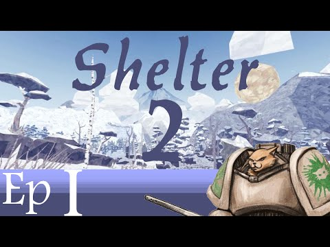 Let's Play Shelter 2 - Episode 1 - Shelter 2 Gameplay / Walkthrough
