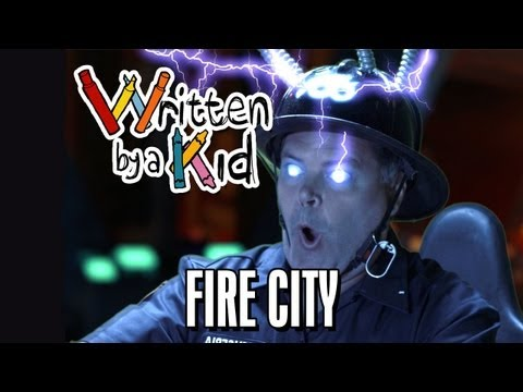 "Battlestar Galactica s Aaron Douglas Clones Cory Williams in ""Fire City"" - Written By A Kid Ep. 9"