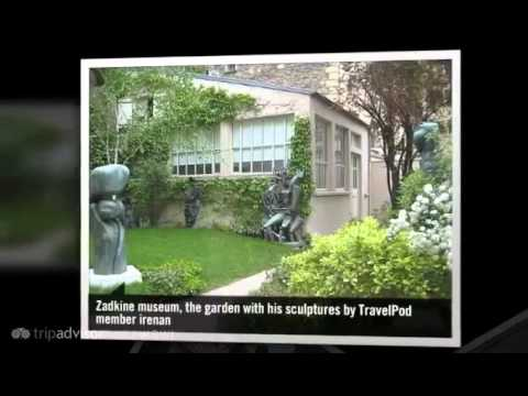 Zadkine Museum - Paris, le-de-France, France