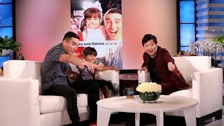 The Jonas Brothers' Special Moment with Nick and Sienna