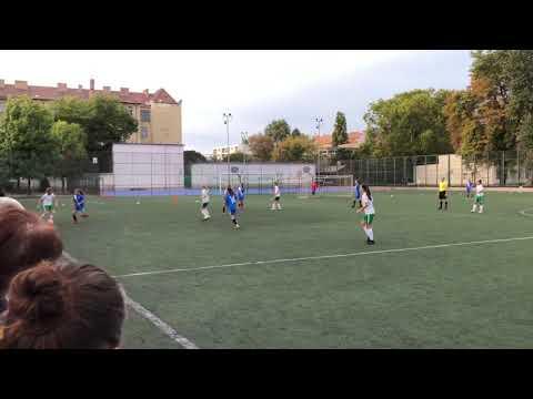 MTK Hungária FC vs Ferencvárosi TC MLSZ U-14 Leány 4. Forduló 2019.09.27.