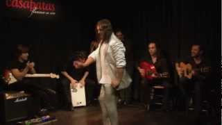 CASA PATAS, FLAMENCO EN VIVO 145 - DOMINGO ORTEGA