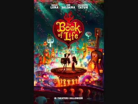 Ending Credits Song For the Book Of Life (2014) video