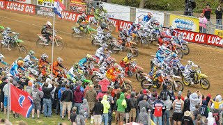 2013 Spring Creek National - 450 Class Motos