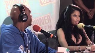 Nicki Minaj Says Favorite Sex Position