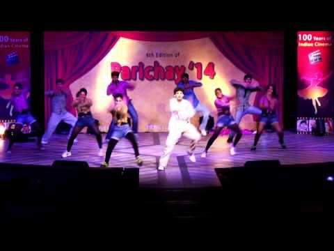 Infosys Parichay 2014 - Tribute to Prabhudeva
