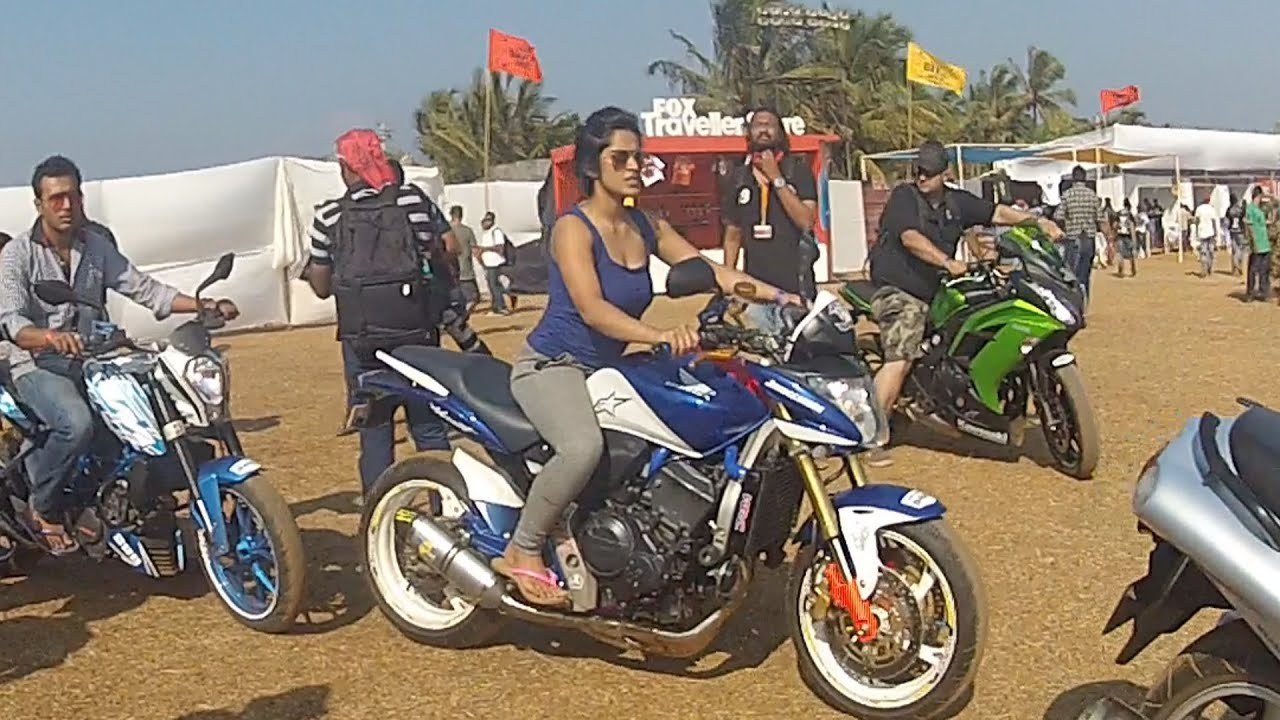 Bikes 2014 India at India Bike Week