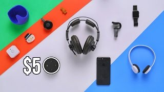 The Best Tech Under $50 - December 2016