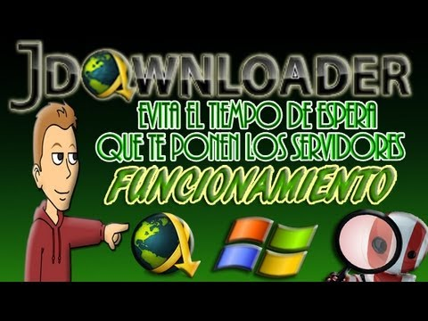 Tutorial Como Usar JDownloader 2013