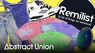 10 Most Forgotten 90s Fashion Trends [Remilist] | Abstract Union