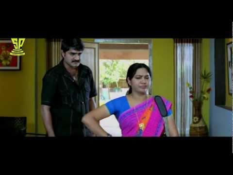 hema fighting with srikanth in kousalya supraja rama