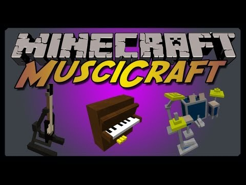 how to make a drum set in minecraft