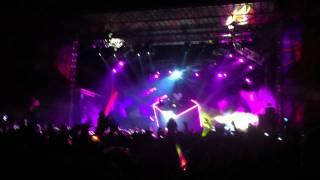 Deadmau5 @ Outside Lands 2011 (Aug. 14, 2011) [Raise Your Weapon, Sofi Needs a Ladder (LIVE)]