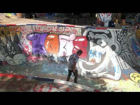 FDR SKATEPARK BRAD HOFFMAN SHOOT JULY 5TH 2020 RAW FOOTAGE