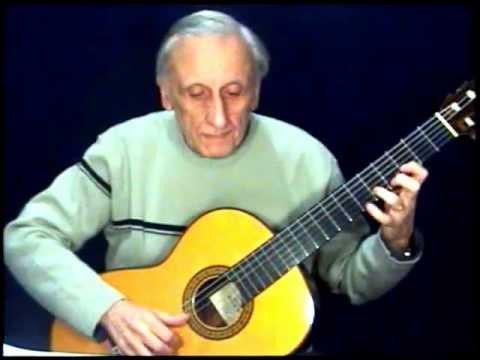 Паганини Никколо - Arietta In D