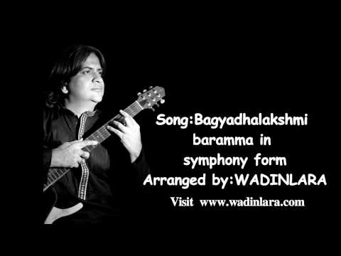 Bhagyada Lakshmi Baramma - Indian Melody arranged in Western...