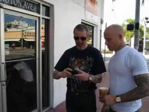 Chris Garver from the Miami Ink Show visited Japan and tattooed traditional. Tags: ami james tattoo shop miami ink beach sobe tattoos tatoo irezumi omi