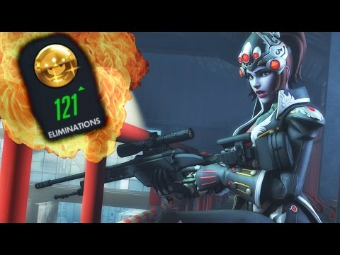 Overwatch Solo Carry #18