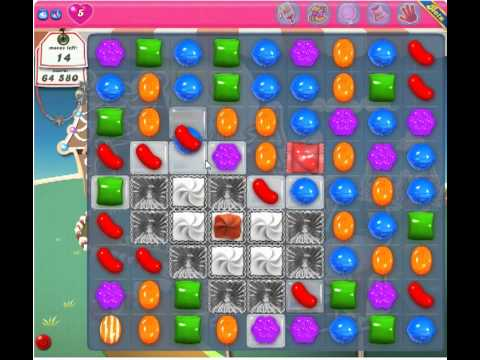 Mystery Quest Candy Crush Level 125