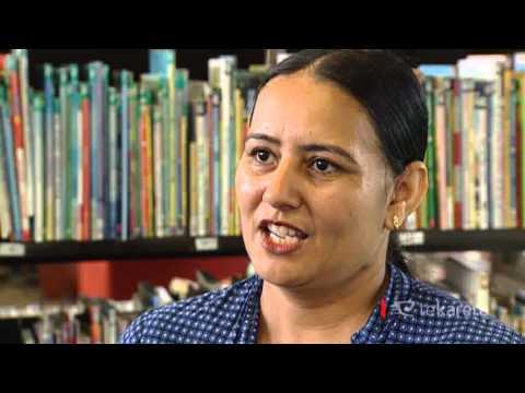Kia Māia te Whai: Auckland Libraries opens window into Māori world