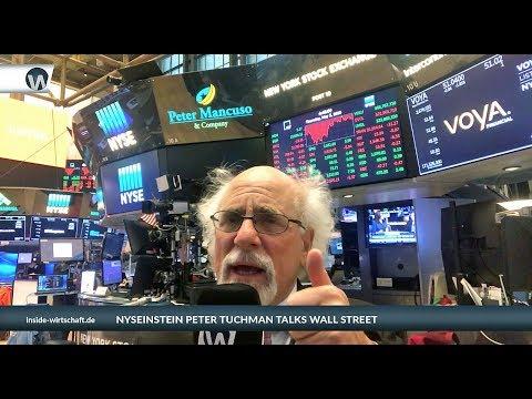 """NYSEinstein am 4.5.2018: """"Headlines führen zu sagenhaftem Umschwung von 450 Punkten"""""""