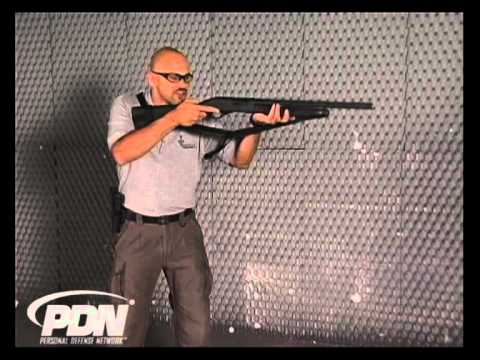 Personal Defense Tips: Long Guns - Shooting Pump Action Shotguns