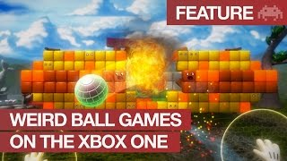Weird (but fun) Ball Games On The Xbox One