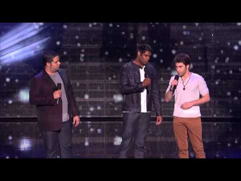 Forte - America's Got Talent 2013 Season 8 - Vegas Week