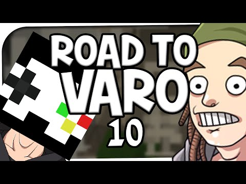 ROAD TO VARO #10 ? Überraschender Besuch! - Minecraft Minefighter mit unges - auf gamiano.de