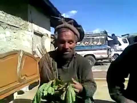 Pashto Funny Clip Wajid From Parachinar