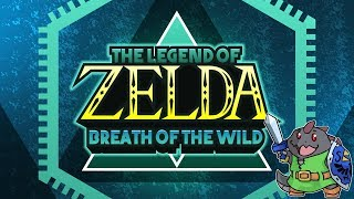 [LIVE] The Legend of Zelda: Breath of the Wild! | Blind, Switch Gameplay | Come hang out with us!