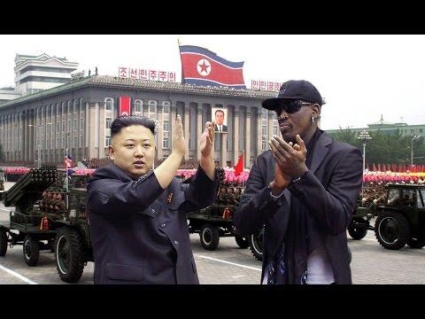 Flashback: Dennis Rodman Goes to North Korea