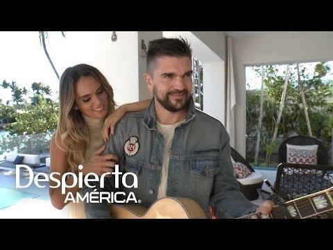 Exclusiva: Juanes y su esposa Karen cuentan anécdotas de su matrimonio