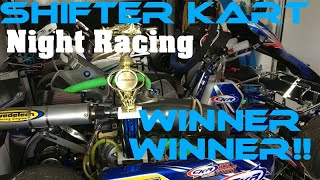 Shifter Kart  Pats Acres  Take some laps w CKR USA