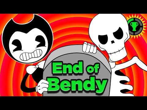 Game Theory How Bendy Will End Bendy And Ink Machine