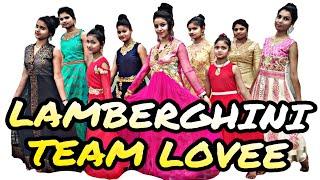 Lamberghini The Doorbeen Feat Ragini Team Lovee Wedding Choreography Cheenu Singh