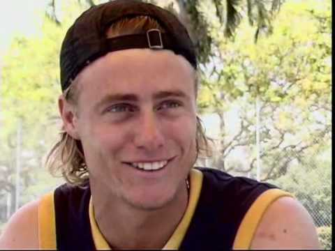 Lleyton Hewitt - Interview
