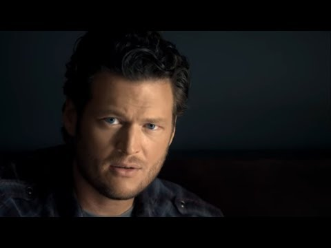 Blake Shelton - Who Are You When Im Not Looking